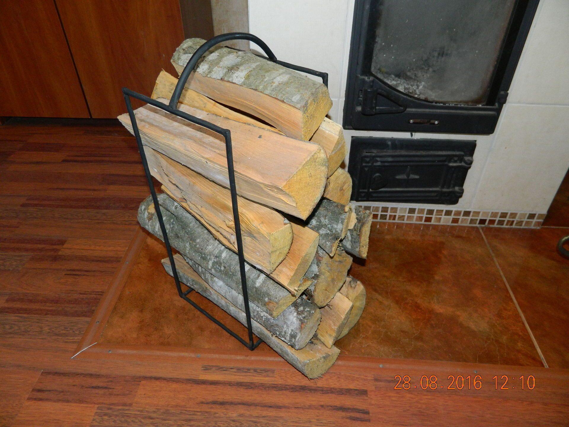 Сделать переноску для дров